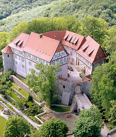 Burg Bodenstein in Bodenstein